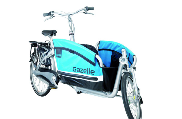SPECIAL FIXING: Gazelle Cabby