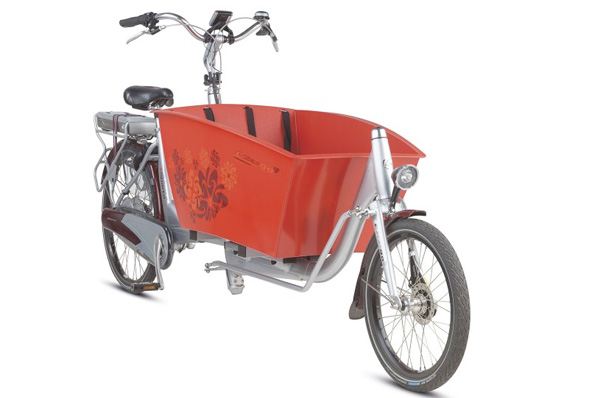 sparta bakfiets